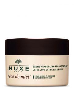 Nuxe Reve de Miel Ultra Comforting Face Balm, 200 ml.