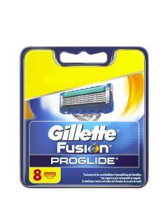 Gillette Fusion5 Proglide XL, 8 stk.