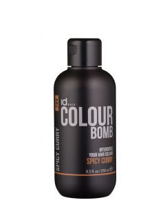 IdHAIR Colour Bomb Spicy Curry 744, 250 ml.
