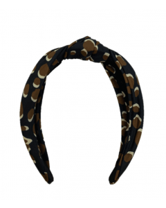 JA•NI hair Accessories - Headband, The Blue Leo