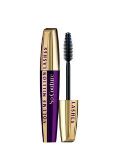 L'Oréal Paris Volume Million Lashes So Couture Mascara Black, 9.5 ml.