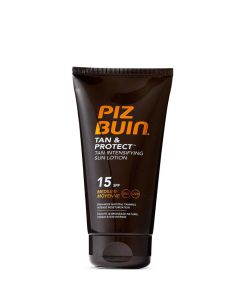 Piz Buin Tan Intensifying Sun Lotion SPF15, 150 ml.