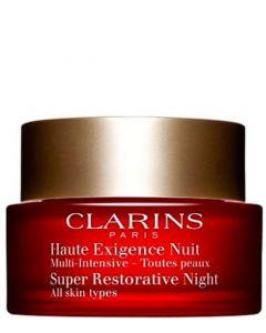 Clarins Super Restorative Night Cream Normal Skin, 50 ml.
