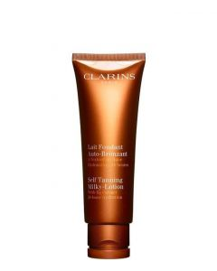 Clarins Self Tanners Self tanning smoothing lotion, 125 ml.