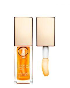 Clarins Instant Comfort Lip Oil 01 Honey, 7 ml.
