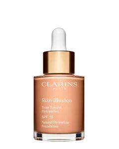 Clarins Skin Illusion Foundation SPF 17 109 Wheat, 30 ml.