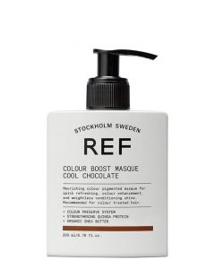REF Colour Boost Masque Cool Chocolate, 200 ml.